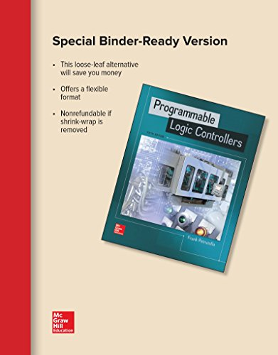 9781259684739: Loose Leaf for Programmable Logic Controllers