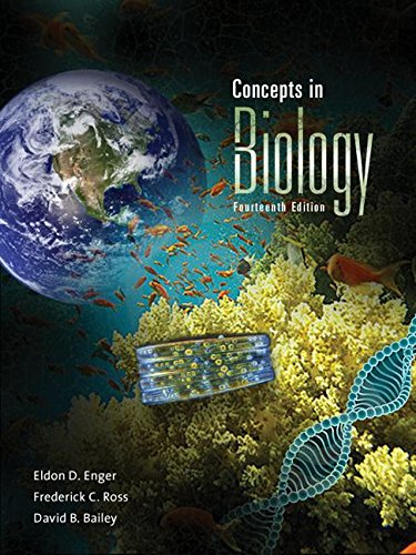 9781259685002: Concepts in Biology with Connect Access Card