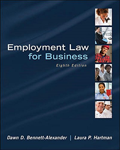 9781259686528: Loose-leaf for Employment Law for Business with Connect