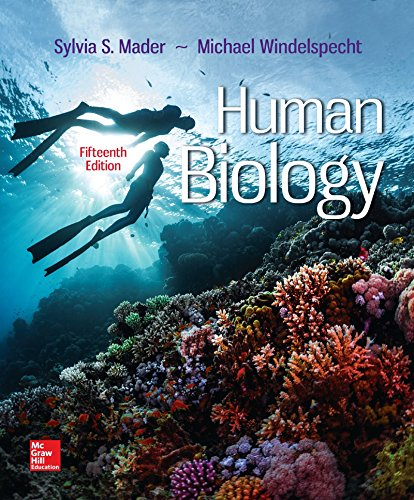 9781259689796: Human Biology