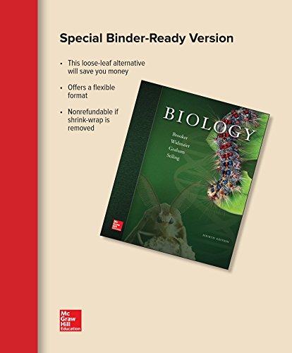 9781259694141: Loose Leaf for Biology