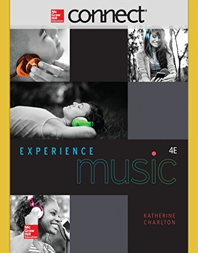 9781259695193: Loose Leaf for Experience Music and Connect Access Card