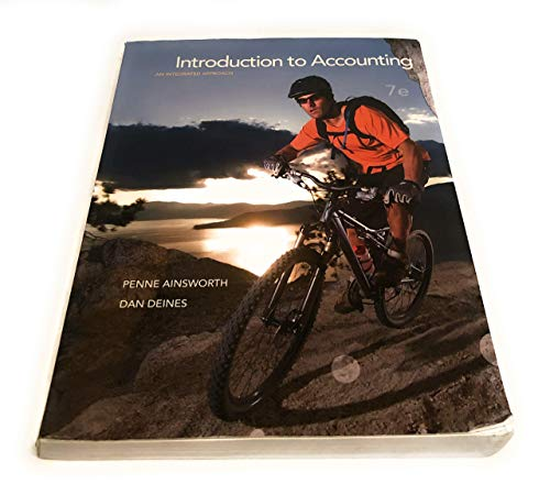 9781259696268: Introduction to Accounting: An Integrated Approach, 7th Edition