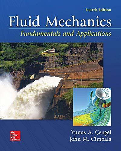 9781259696534: Fluid Mechanics: Fundamentals and Applications