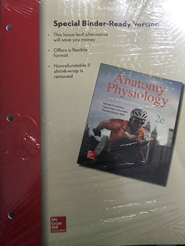 9781259705250: Anatomy and Physiology: An Integrative Approach