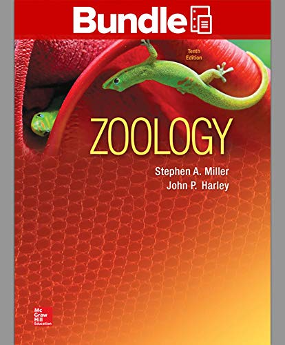 GEN CMBO LL ZOOLOGY CNCT AC: Stephen A Miller