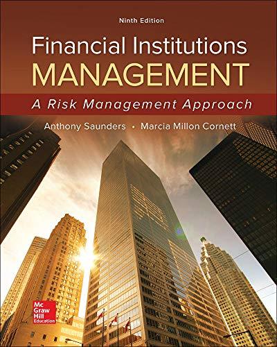 financial institutions management a risk management approach pdf