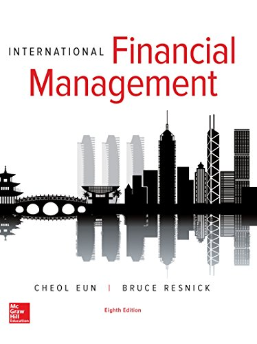 9781259717789: International Financial Management (The Mcgraw-hill/Irwin Series in Finance, Insurance, and Real Estate)