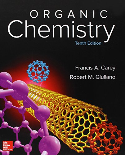 Package: Organic Chemistry with Connect 2-Semester Access Card: Francis Carey