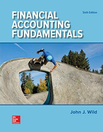 9781259726910: Financial Accounting Fundamentals