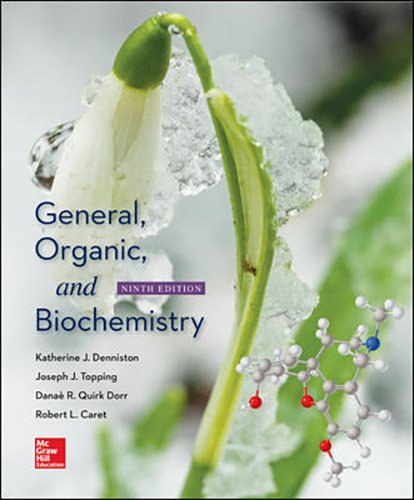 Package: General, Organic, and Biochemistry with Connect 2-Semester Access Card: Katherine ...