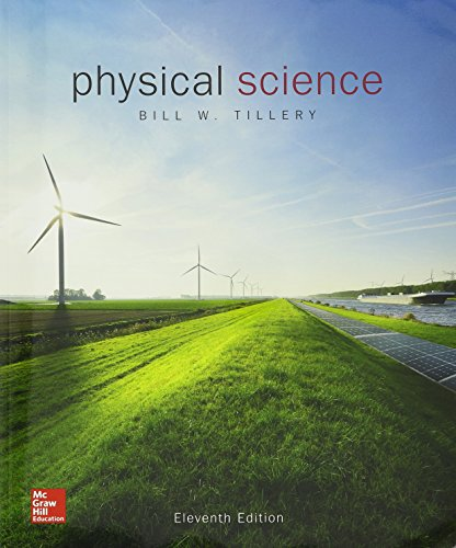 Package: Physical Science with Connect Access Card (Paperback): Bill Tillery