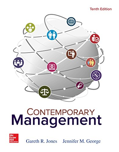 9781259732669: Contemporary Management