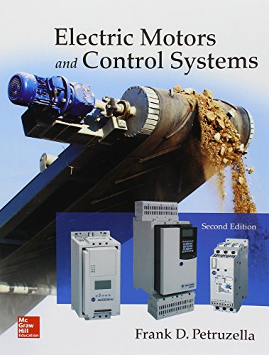 9781259733772: Package: Electric Motors & Control Systems with 1 Semester Connect Access Card and Activities Manual