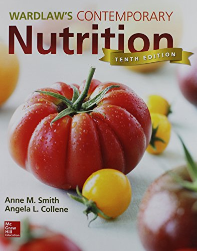 9781259740862: Wardlaw's Contemporary Nutrition with Connect Access Card