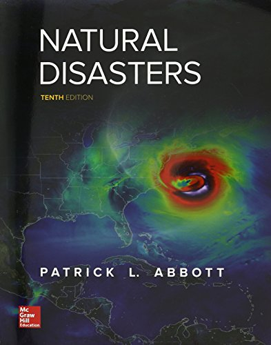 Package: Natural Disasters with Connect Access Card (Paperback): Patrick Leon Abbott