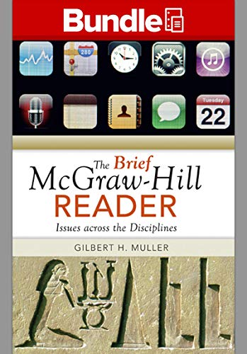 GEN COMBO THE BRIEF MCGRAW-HILL READER; CONNECT AC COMPOSITION ESSENTIALS: Gilbert Muller
