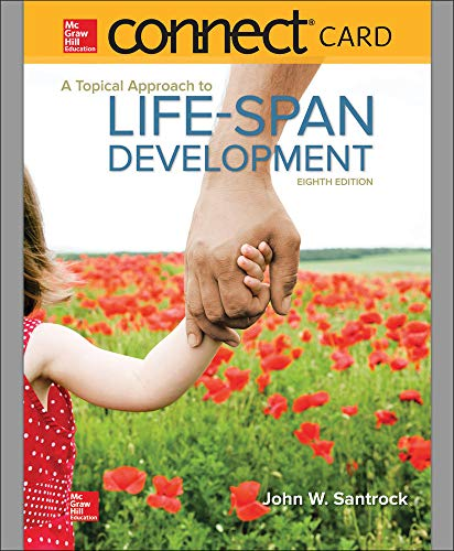 9781259818905: A Topical Approach to Life-Span Development with Connect Access Card