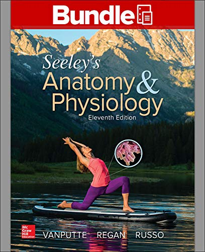 9781259819995: Loose Leaf Version for Seeley's Anatomy & Physiology with Connect Access Card