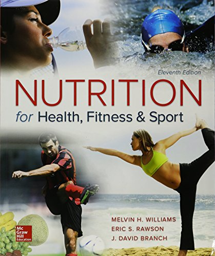 9781259820397: Gen Combo Nutrition for Health, Fitness, and Sport; Nutricalc Acess Card