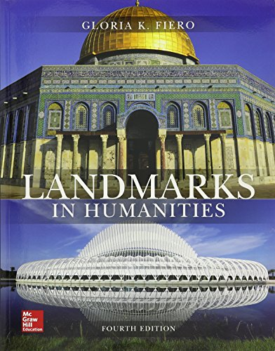 9781259822742: Landmarks in Humanities with Connect Access Card