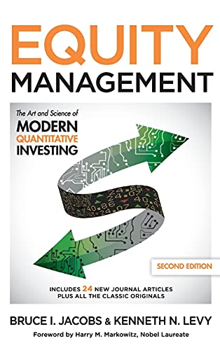 9781259835247: Equity Management: The Art and Science of Modern Quantitative Investing, Second Edition