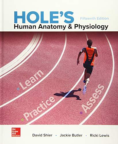 9781259864568: Hole's Human Anatomy & Physiology