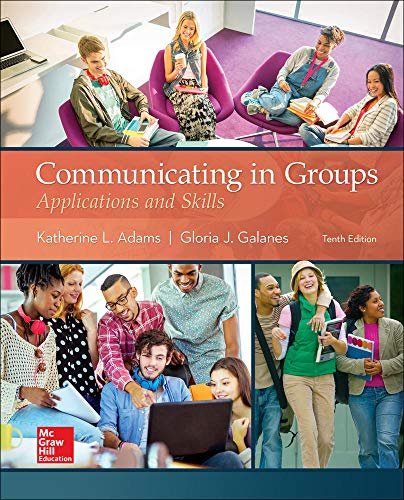 9781259870224: Communicating in Groups: Applications and Skills