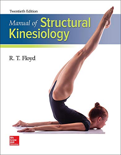 9781259870439: Manual of Structural Kinesiology