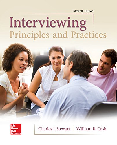 9781259870538: Interviewing: Principles and Practices