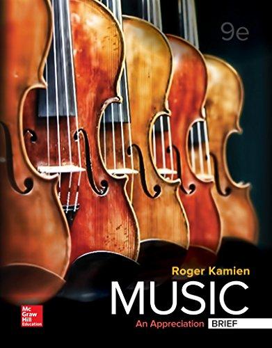 9781259870545: Music: An Appreciation, Brief Edition