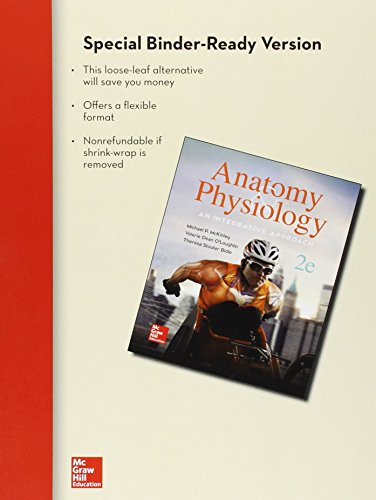 9781259873744: GEN COMBO LL ANATOMY & PHYSIOLOGY; CONNECT W/LEARNSMART LABS ACCESS CARD