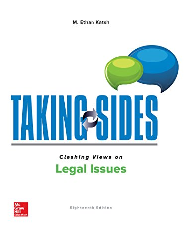 9781259883682: Taking Sides: Clashing Views on Legal Issues