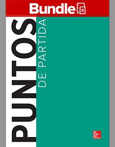 9781259891342: GEN COMBO LL PUNTOS DE PARTIDA; CONNECT ACCESS CARD