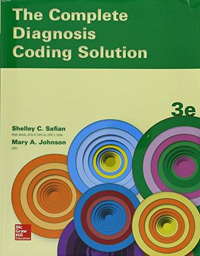 GEN COMBO COMPLETE DIAGNOIS CODING SOLUTION; CONNECT AC; 2016 ICD-10 CM: Safian, Shelley