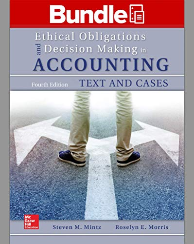 case 2 1 cynthia cooper and world com in ch 2 of ethical obligations and decision making in accounti Eth 376 entire course link eth 376 week 2 ethicality of accounting activities resource: case 2-1, cynthia cooper and worldcomin ch 2 of ethical obligations and decision making in accounting.