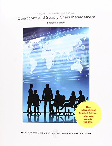 9781259921797: Operations and Supply Chain Management