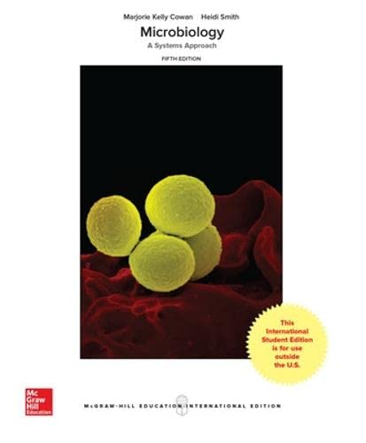 9781259921940: Microbiology: A Systems Approach