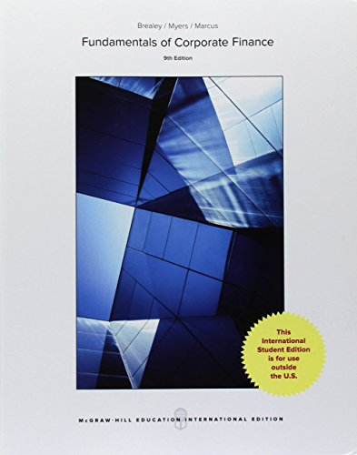 Fundamentals Of Corporate Finance Book