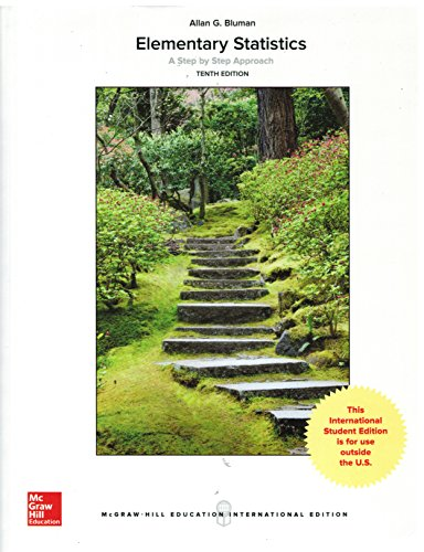 9781259922015: Elementary Statistics: A Step By Step Approach