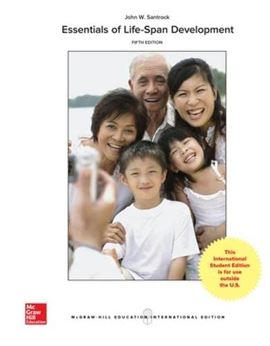 9781259922022: Essentials of Life-Span Development