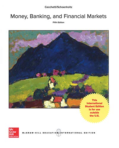 9781259922251: Money Banking and Financial Markets