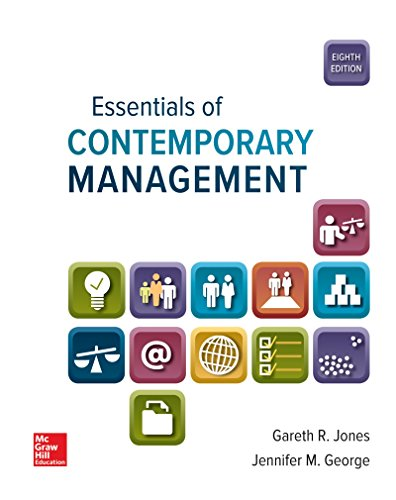 9781259927652: Essentials of Contemporary Management