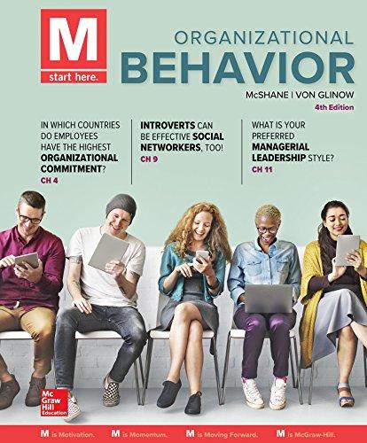 9781259927676: M: Organizational Behavior