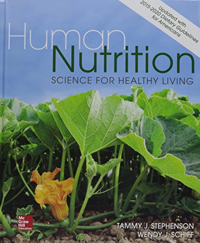 GEN COMBO HUMAN NUTRITION UPD /DIETARY GUIDELINES;: Stephenson PhD, Tammy