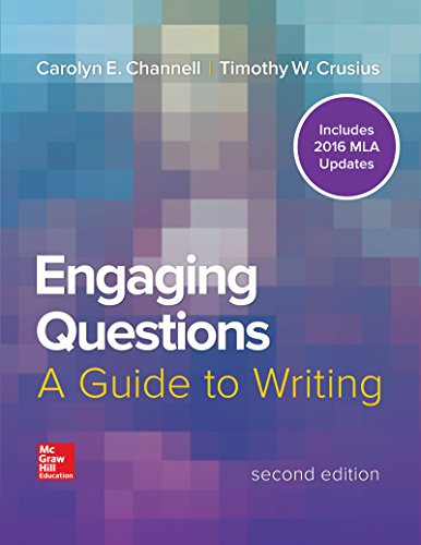 9781259988288: Engaging Questions 2e MLA 2016 UPDATE