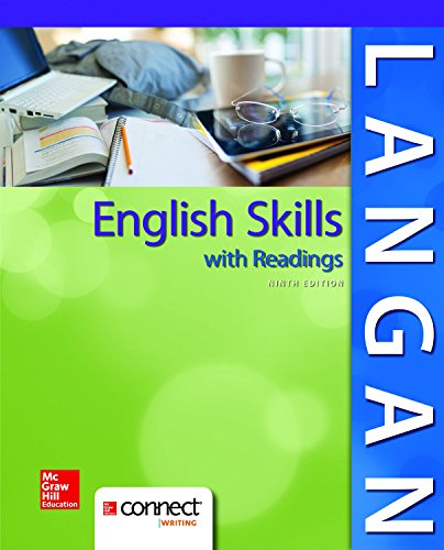 9781259993046: English Skills with Readings 9e with MLA Booklet 2016 and Connect Writing Access Card