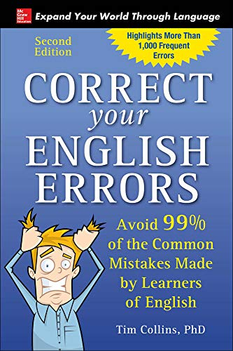 9781260019216: Correct Your English Errors, Second Edition