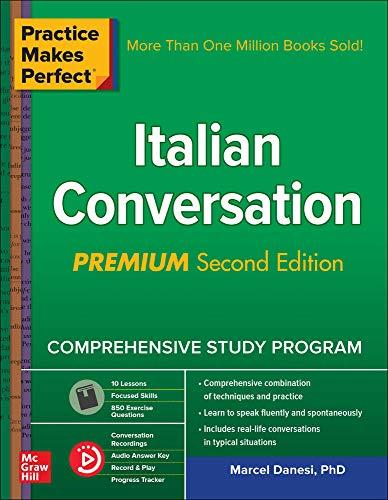 9781260026207: Practice Makes Perfect: Italian Conversation, Premium Second Edition