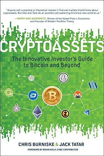 9781260026672: Cryptoassets: The Innovative Investor's Guide to Bitcoin and Beyond